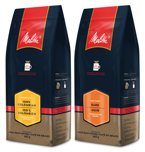 Melitta Whole Bean Coffee