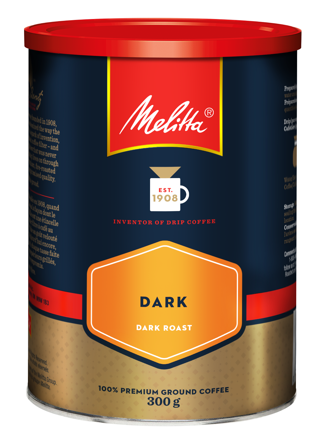 Melitta Roast & Ground Coffee
