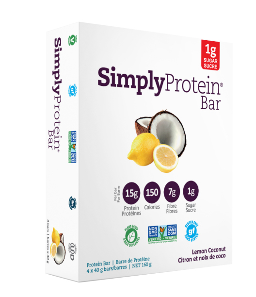 SimplyProtein® Bars 4-Pack