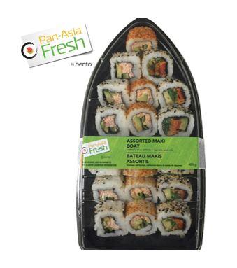 Pan-Asia Fresh Sushi