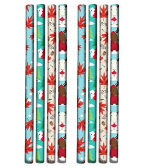 AT WALMART: Hallmark® Wrapping Paper