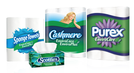 BUY ANY 2: EnviroCare® Facial Tissue, Bathroom Tissue, Paper Towels
