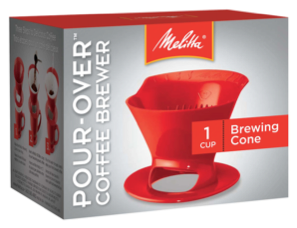 Melitta® Pour-Over Coffee Brewer