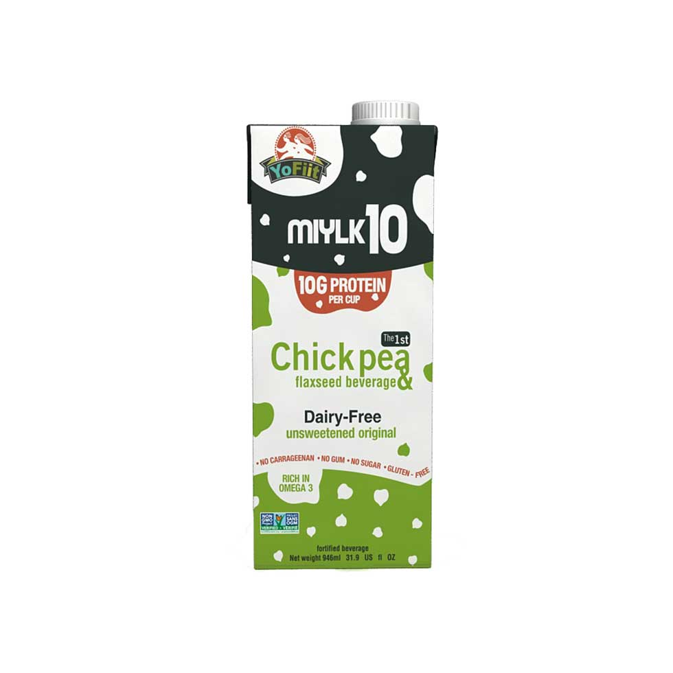 YoFiit Chickpea Milk with 10g of Protein