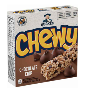 BUY 1: Quaker® Chewy Granola Bars