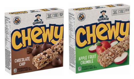 BUY 2 BONUS: Quaker® Chewy Granola Bars